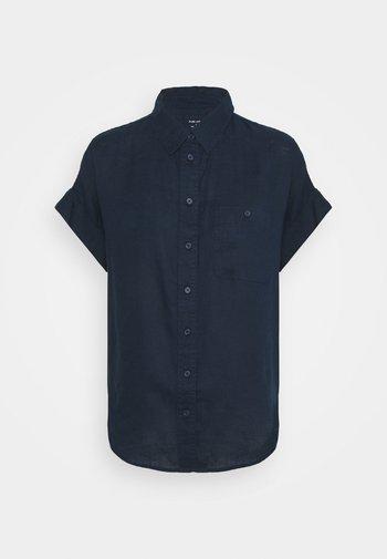 Blusa - dark blue