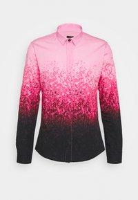 Twisted Tailor - JONAK - Košile - black/pink - 4
