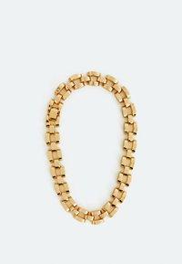 Uterqüe - Necklace - gold - 3
