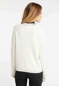 faina - Cardigan - white - 2