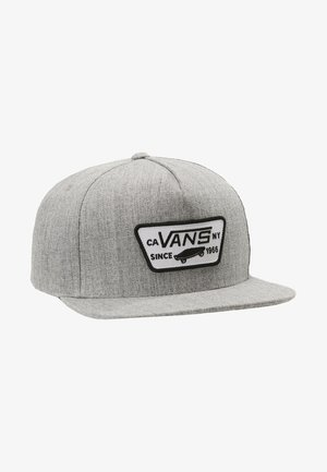 MN FULL PATCH SNAPBACK - Cap - heather grey