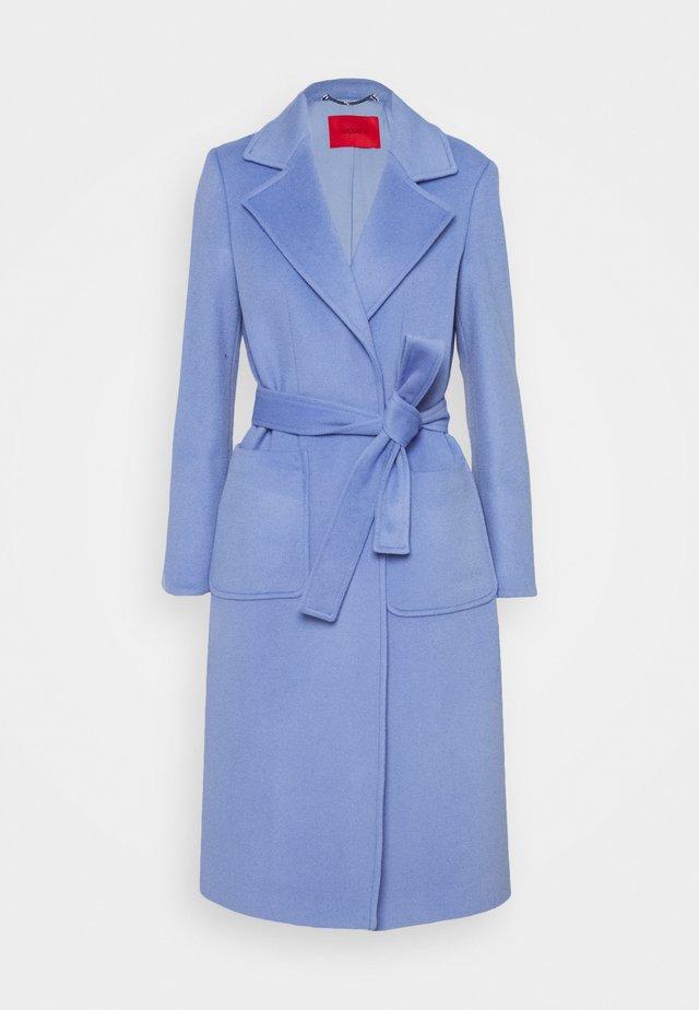 RUNAWAY - Klassisk frakke - china blue