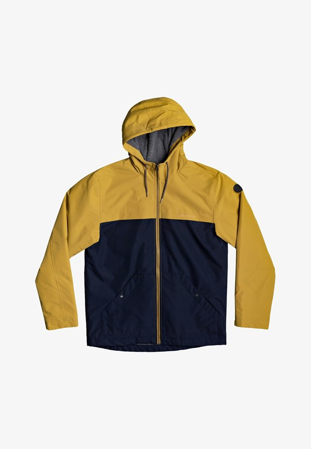 Outdoor jacket - honey