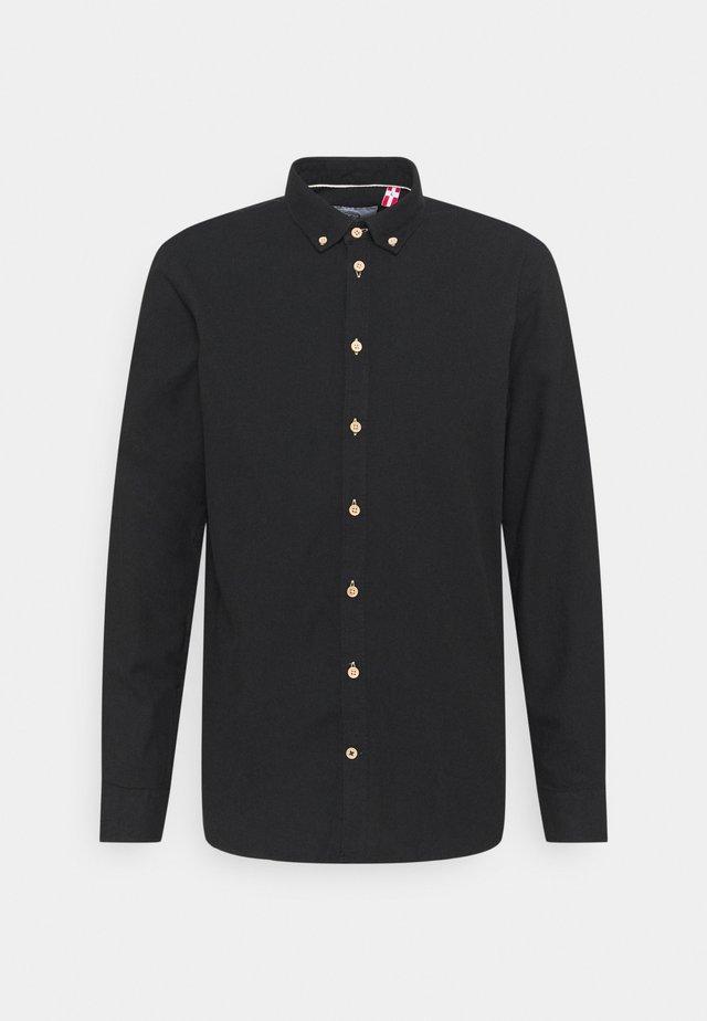 JOHAN DIEGO - Shirt - black