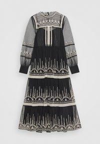 Derhy - FAIENCE ROBE - Maxi dress - black - 5