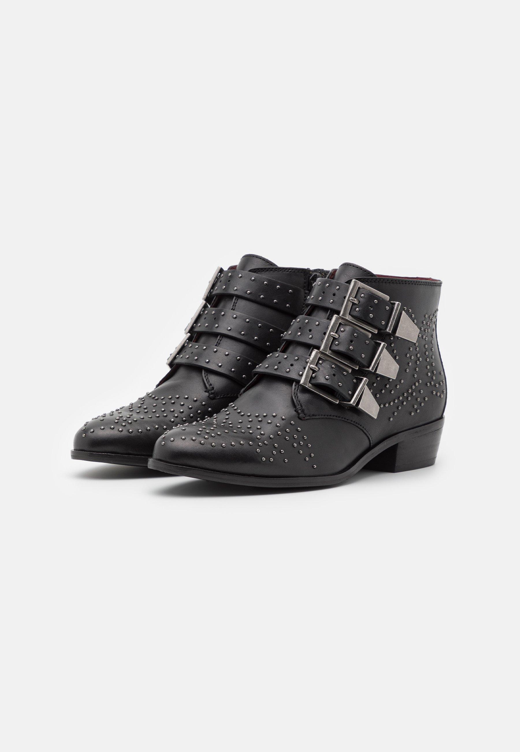 Bronx REZA Ankle Boot black/schwarz