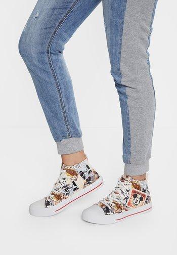 MICKEY - Sneakers alte - multicolor