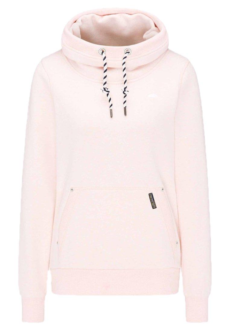 Schmuddelwedda Sweatshirt - pink melange