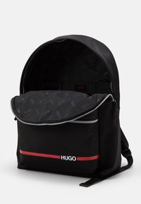 HUGO - RECORD BACKPACK  - Mochila - black - 3