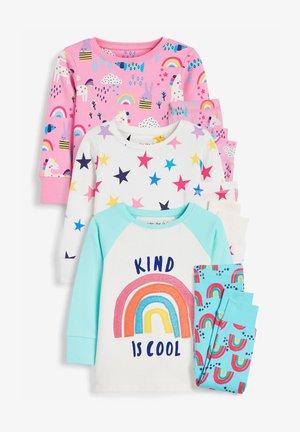 3 PACK  - Pyžamová sada - pink