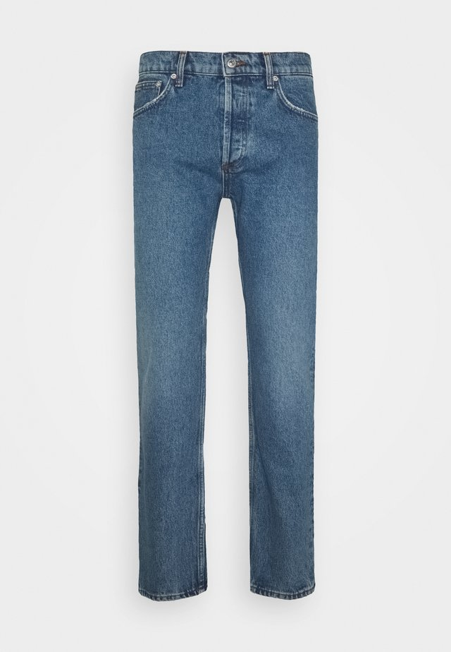 SLIM - Jean slim - blue vintage denim