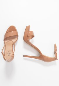 Call it Spring - WESTKAAP - High heeled sandals - beige - 3