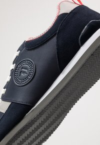 Trussardi - Matalavartiset tennarit - navy blue/grey - 5