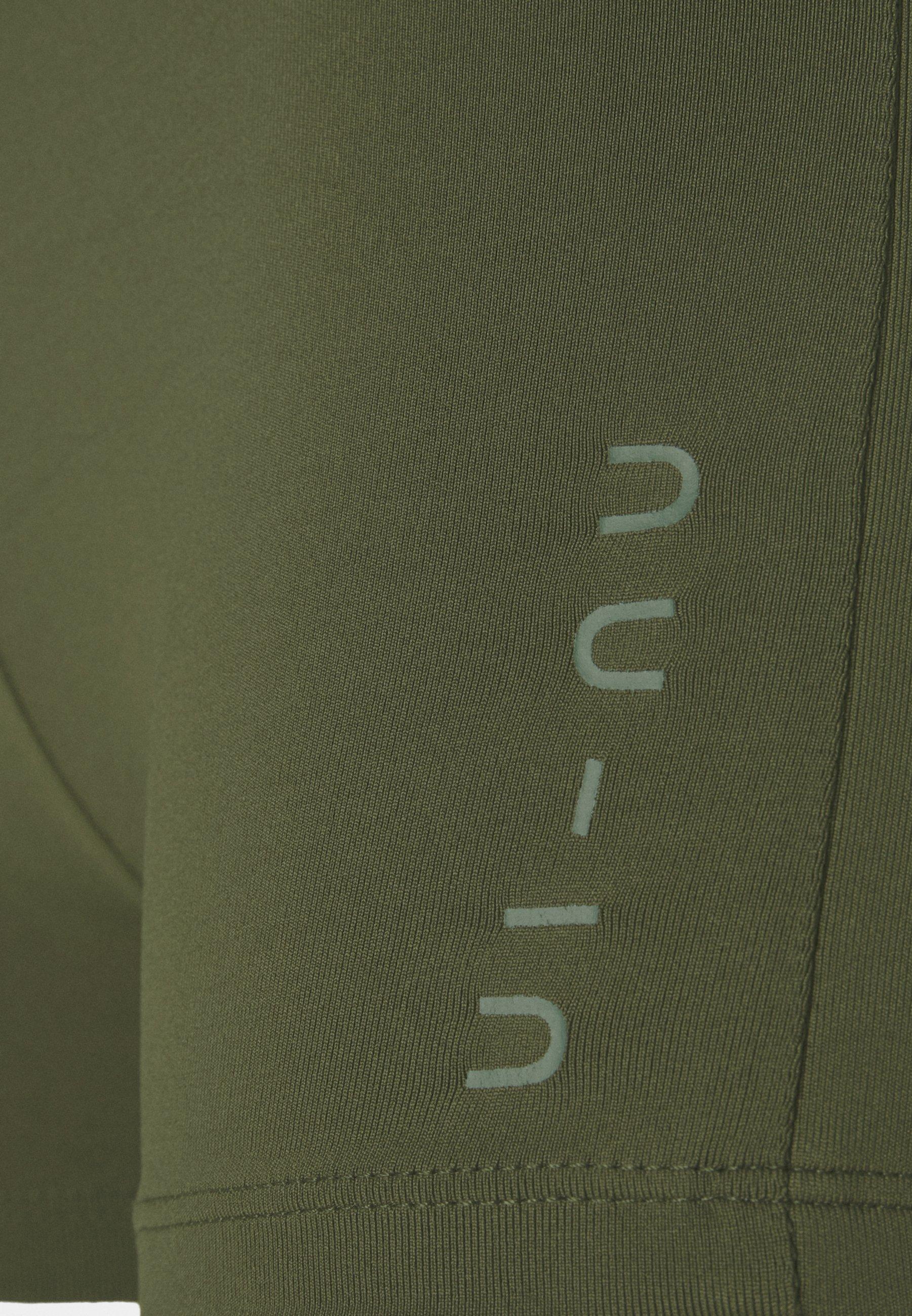 NU-IN MID RISE SHORT SHORTS - Leggings - green HDg7X