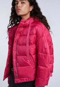 SET - Winter jacket - pink - 3