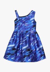 Friboo - Koktejlové šaty/ šaty na párty - black iris - 2