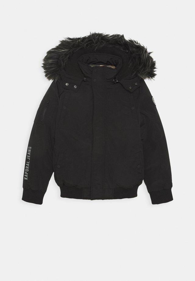 OVAR - Winter jacket - black