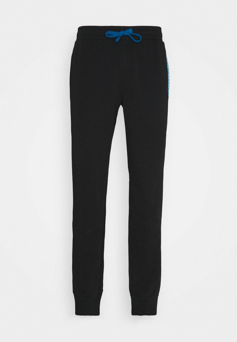 Emporio Armani - TROUSERS - Pyjama bottoms - nero