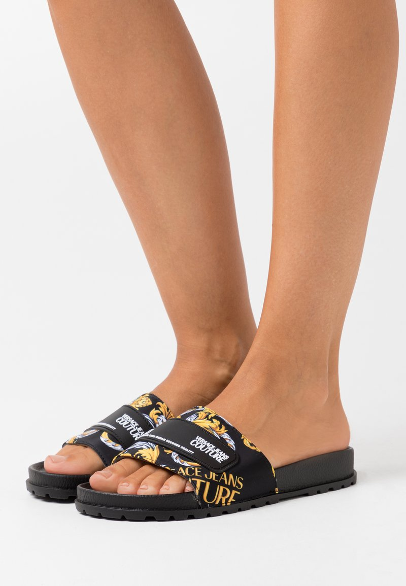 Versace Jeans Couture - Mules - black