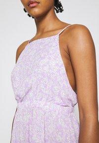 Cotton On - FRENCHIE OPEN BACK MINI - Day dress - sari powder lilac - 5