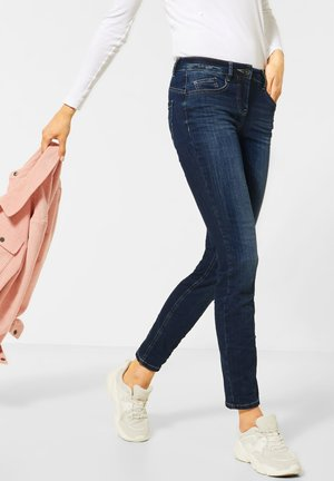 MIT  - Slim fit jeans - blau
