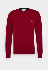 Lacoste - Jumper - bordeaux - 4