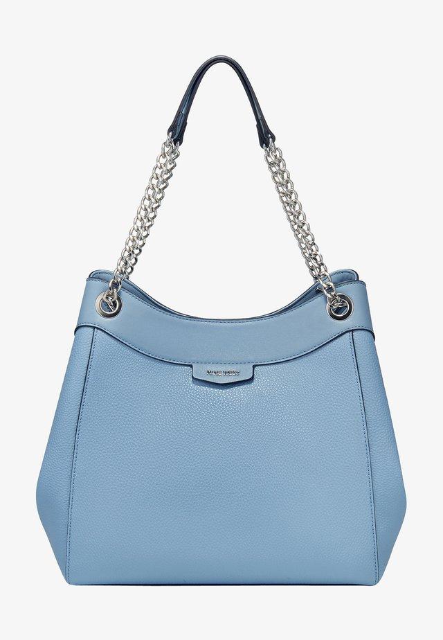 CARA MAREA - Handbag - chambray