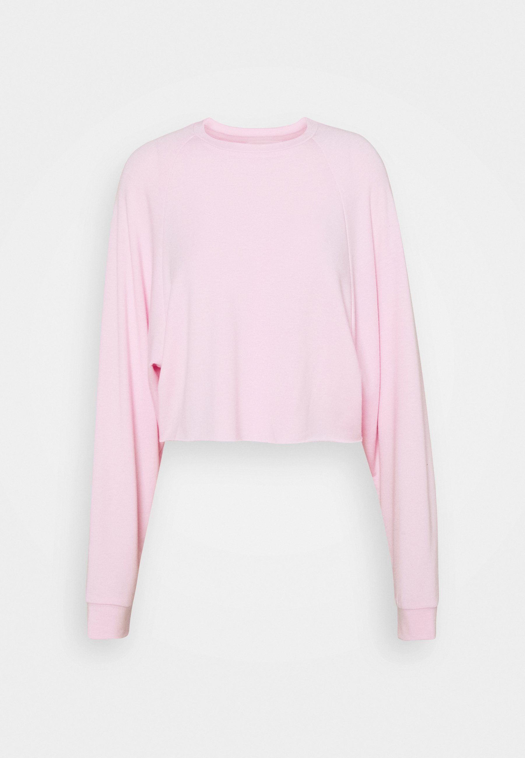 Women BASIC - Raw hem - Sweatshirt