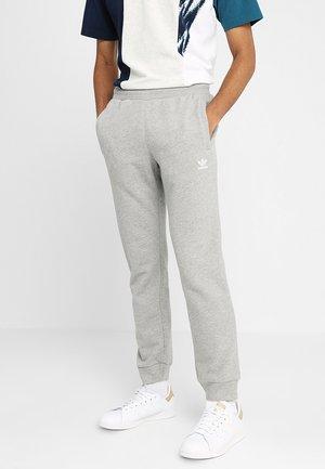TREFOIL PANT UNISEX - Pantaloni sportivi - mottled grey