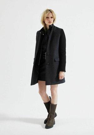 COAT  - Classic coat - gris foncé