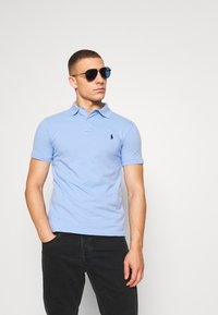 Polo Ralph Lauren - Sunglasses - navy blue/yellow - 1