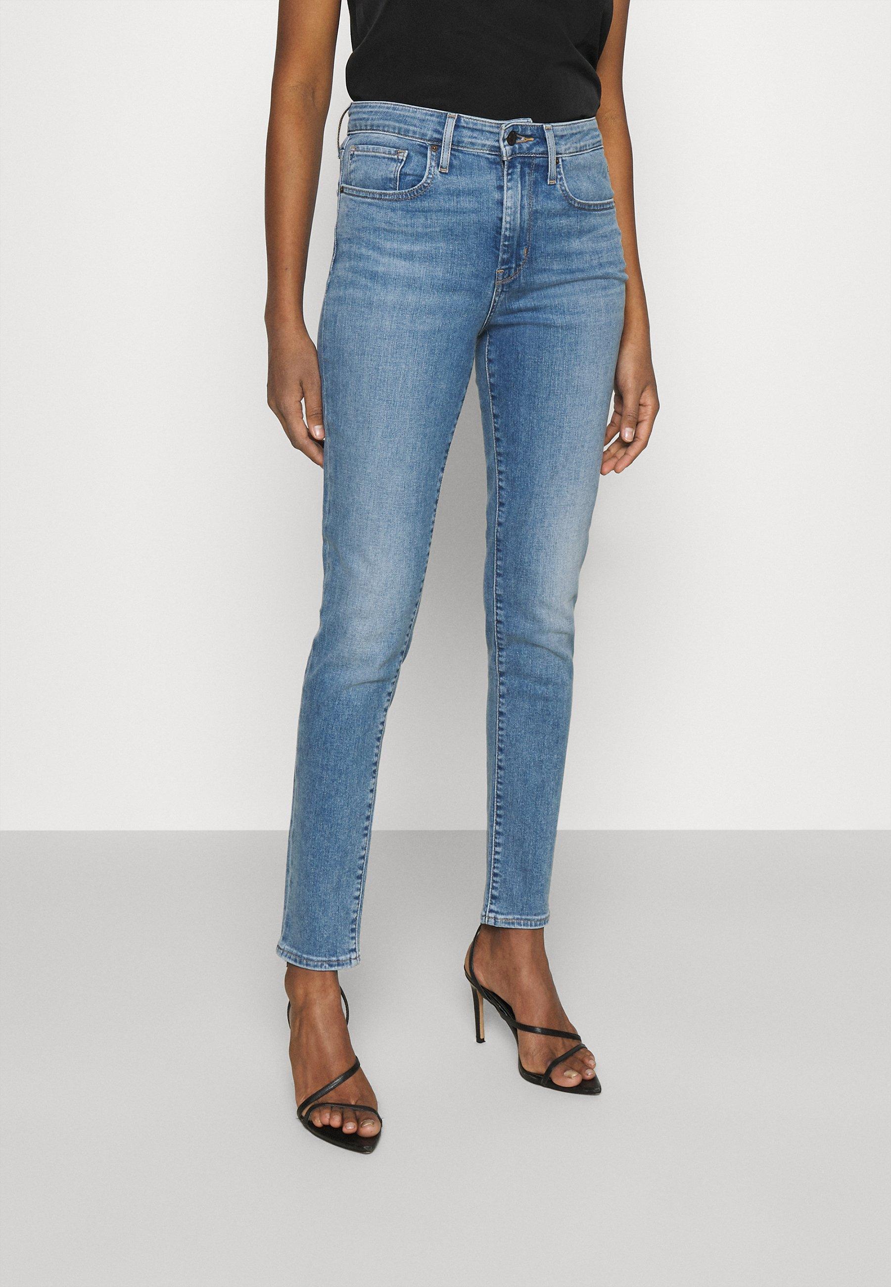 Damen 721 HIGH RISE SKINNY - Jeans Skinny Fit