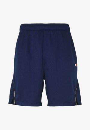 TAPE SHORT - Sports shorts - blue
