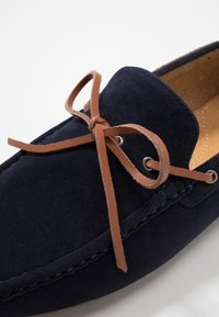 Pier One - Mocassins - dark blue - 5