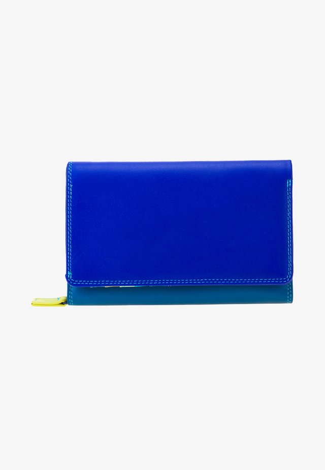 Wallet - royal blue