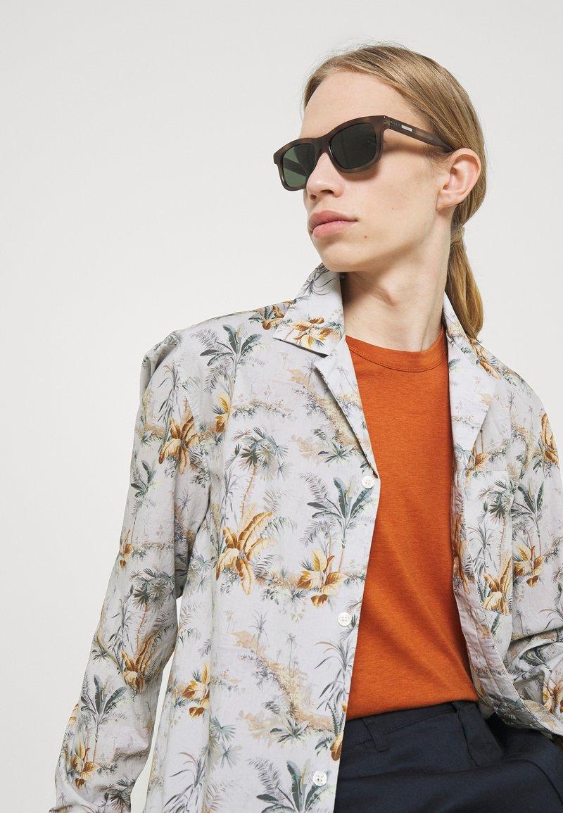 Gucci - UNISEX - Sunglasses - havana/green