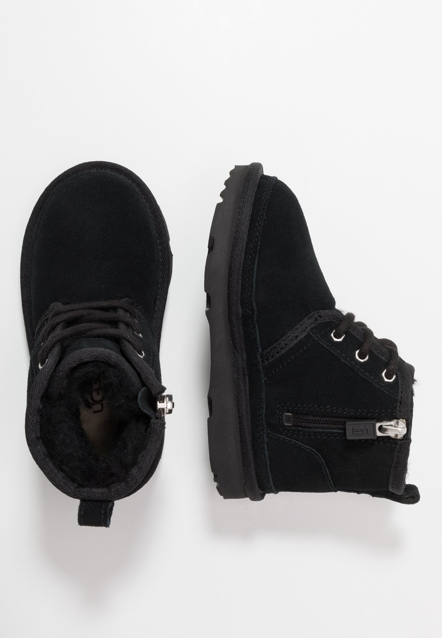 Kids NEUMEL - Lace-up ankle boots