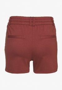 ONLY Petite - ONLPOPTRASH EASY PETIT - Shorts - henna - 1