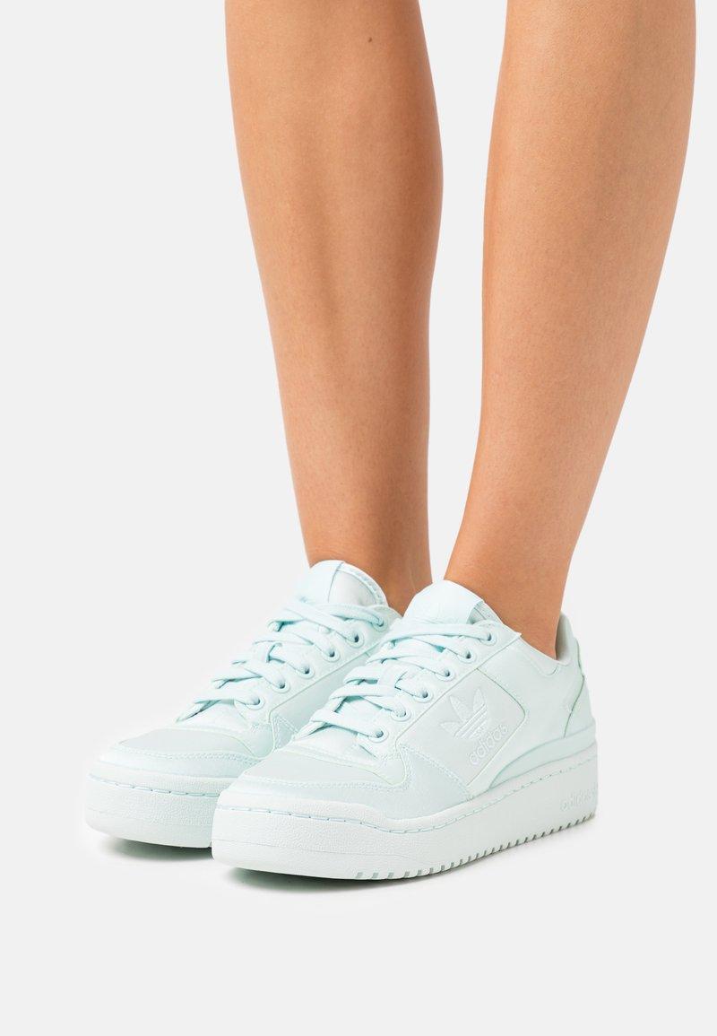 adidas Originals - FORUM BOLD  - Baskets basses - halo mint/halo mint/core black