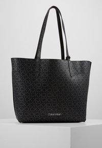 Calvin Klein - MONO  SET - Torebka - black - 7