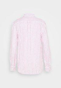 Polo Ralph Lauren - STRIPE LONG SLEEVE - Button-down blouse - white/pink - 7