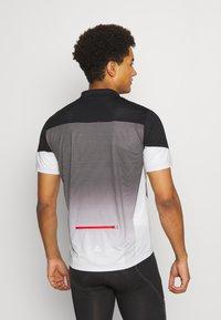 LÖFFLER - BIKE STREAM - Koszulka kolarska - silver grey - 2