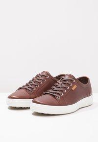 ECCO - SOFT MEN'S - Sneakers - whisky - 2