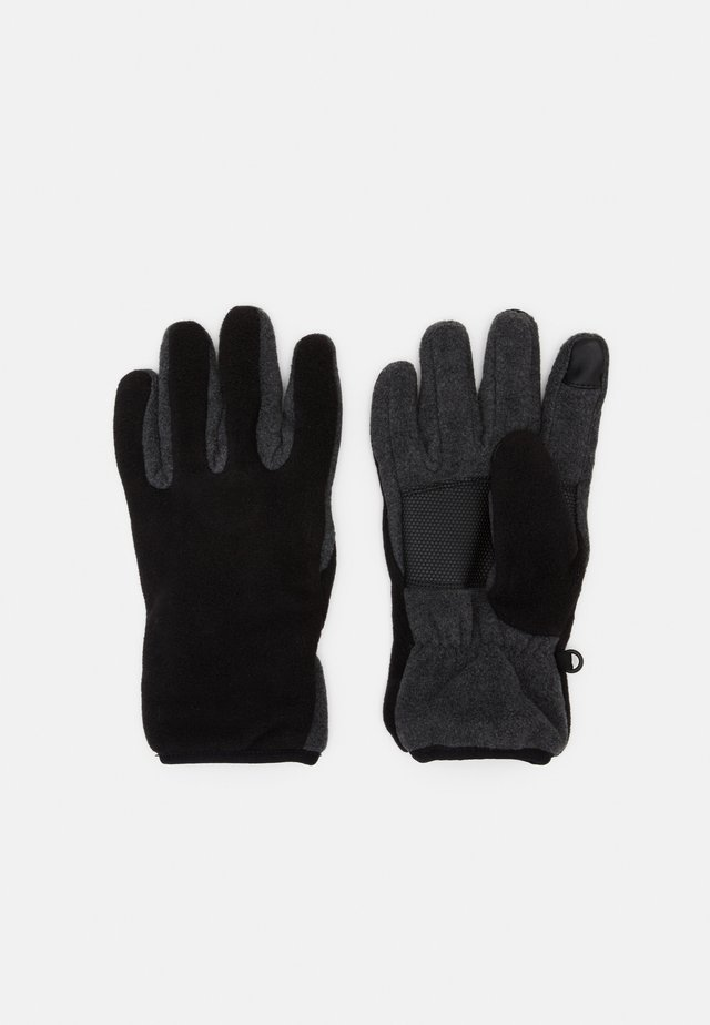 GLOVE - Fingervantar - true black