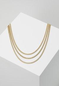 Vitaly - MIAMI UNISEX 3 PACK - Collana - gold-coloured - 0