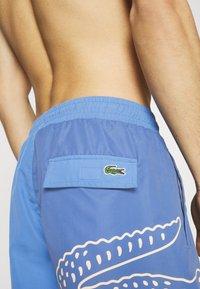 Lacoste - Swimming shorts - king/turquin blue ledge - 3