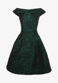 schwarz, grün