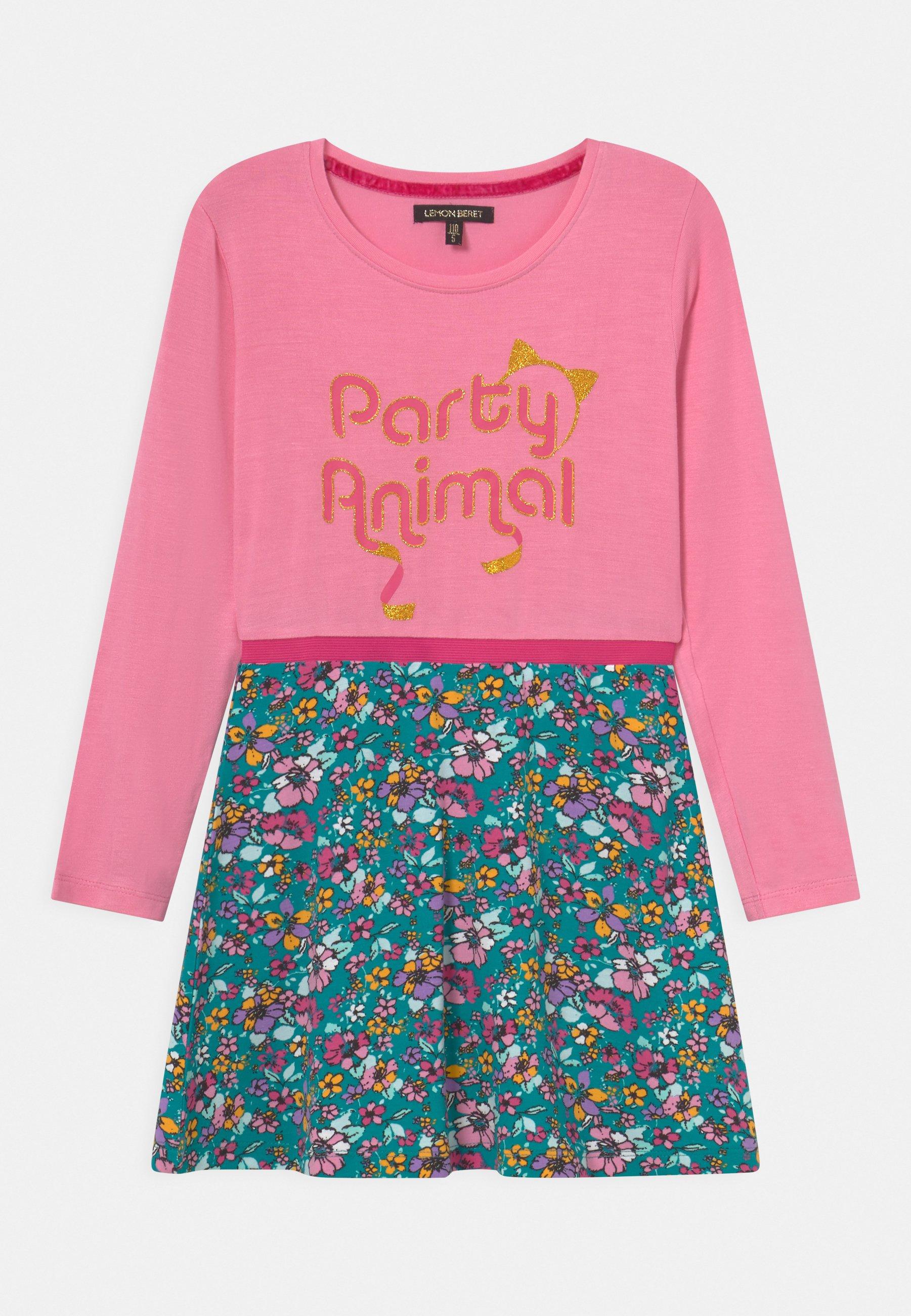 Bambini SMALL GIRLS DRESS - Vestito di maglina