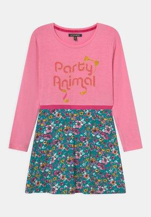 SMALL GIRLS DRESS - Jersey dress - sachet pink