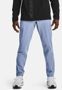Under Armour - OUTRUN THE STORM - Trousers - washed blue - 0